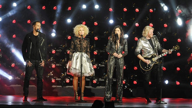 "Little Big Town will release new album ""The Breaker"" and start its residency at Ryman Auditorium Feb. 24."