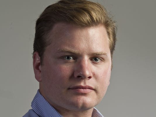 Staff Writer Andrew Ford