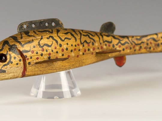 Antique and vintage fishing lures are one of the most