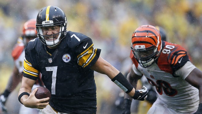 The Pittsburgh Steelers and quarterback Ben Roethlisberger have had the Cincinnati Bengals' number of late.