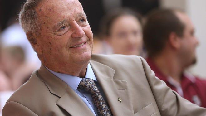 Former FSU coach Bobby Bowden