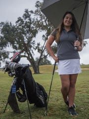 Aucilla Christian sophomore Megan Schofill is the 2016 All-Big Bend Golfer of the Year after winning twice during the year, including the Big Bend Championship and a district title, while making the state tournament.
