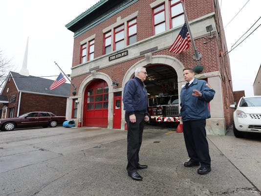 New Rochelle Fire Station 2