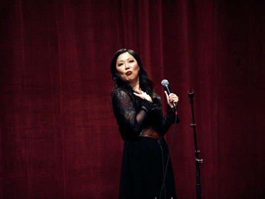 Margaret Cho will appear at the Palm Springs Cultural Center on Saturday, October, 19.