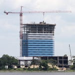Scarlet Pearl Casino Resort is expected to open by the end of this year in D'Iberville.