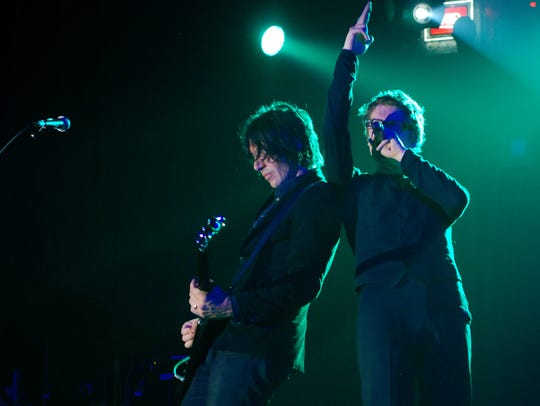 The Psychedelic Furs exploded onto the music scene