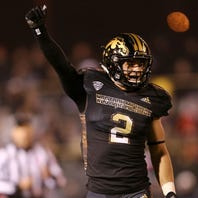 Western Michigan's key players for 2018: No. 2 Justin Tranquill lays the wood at safety