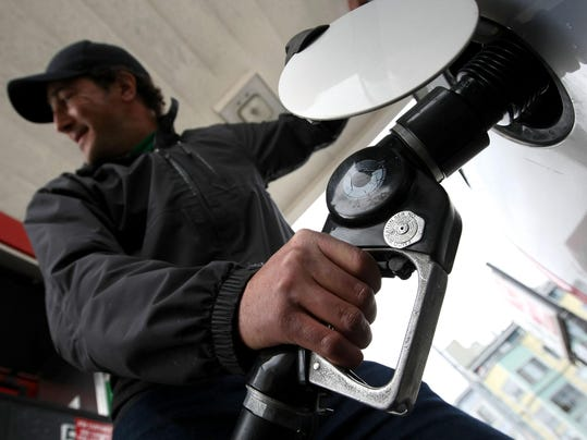 Gas Prices Back On The Rise As Supply Drops
