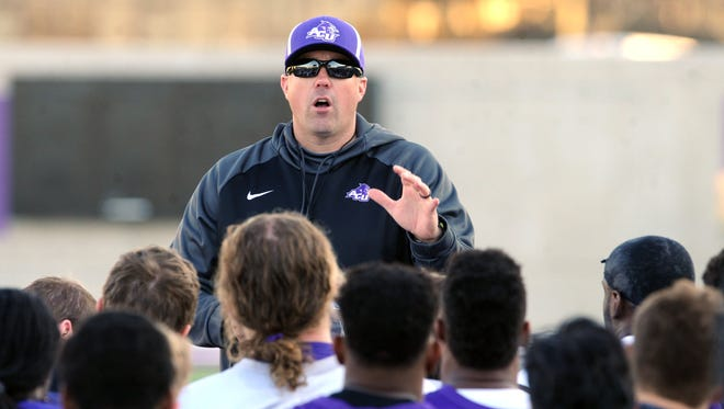 ACU football coach Adam Dorrel has agreed to a contract extension that runs through 2023. He had signed a five-year deal when he took over the Wildcats program after the 2016 season.