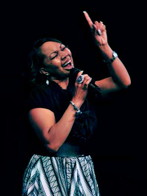 Sireana Rochelle Avery-Bickham will be the featured artist at Saturday's 16th annual Gospel Music Extravaganza in Silver City.
