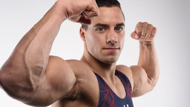 Spanish Springs High alum Jake Dalton is a favorite to make Team USA's Rio Olympic squad.