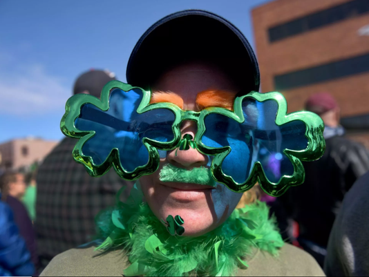 Photos: 38th Annual St. Patrick's Day Parade