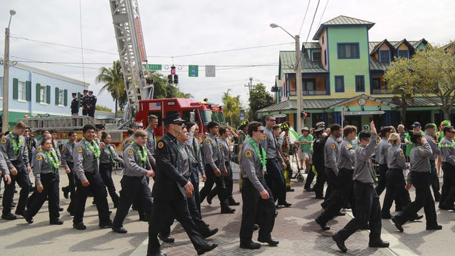 St. Patrick's Day Parade Saturday, March 16, 2019 in Delray Beach.