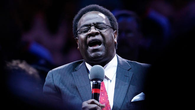 Al Green is among five artists receiving this year's Kennedy Center Honors. Green joins Tom Hanks, Sting, Lily Tomlin and ballerina Patricia McBride.