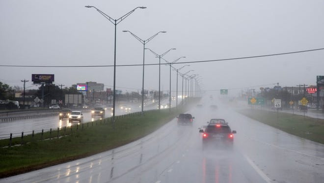 Recent rains helped push San Angelo above its normal year-to-date precipitation average, and more wet weather is in the forecast for the next several days