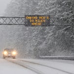 Snowstorm to hammer Oregon mountains, could drop snow to valley floor this weekend