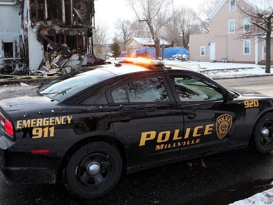 Millville police carousel 2