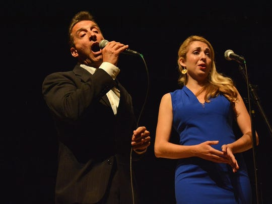 Vocalists Mark Raisch and Julia Radosz will perform June 18 with the Northern Dutchess Symphony Orchestra at Rhinebeck High School.