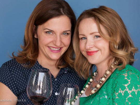 Kristin Hensley and Jen Smedley are #IMomSoHard. They will be coming to the Tarrytown Music Hall in January.