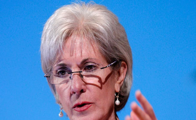 Health and Human Services Secretary Kathleen Sebelius calls the rollout of the health care exchanges rocky.