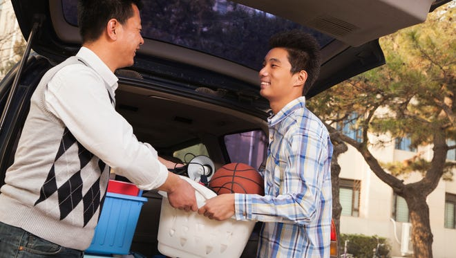 College move-in specials are one way to save money