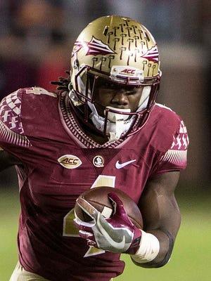 Florida State running back Dalvin Cook