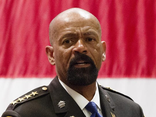 Milwaukee County Sheriff David A Clarke, Jr.