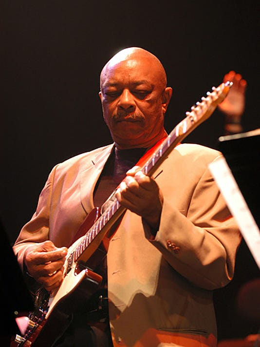 The Funk Brothers At The Royal Festival Hall, London, Britain - 30 Jan 2004