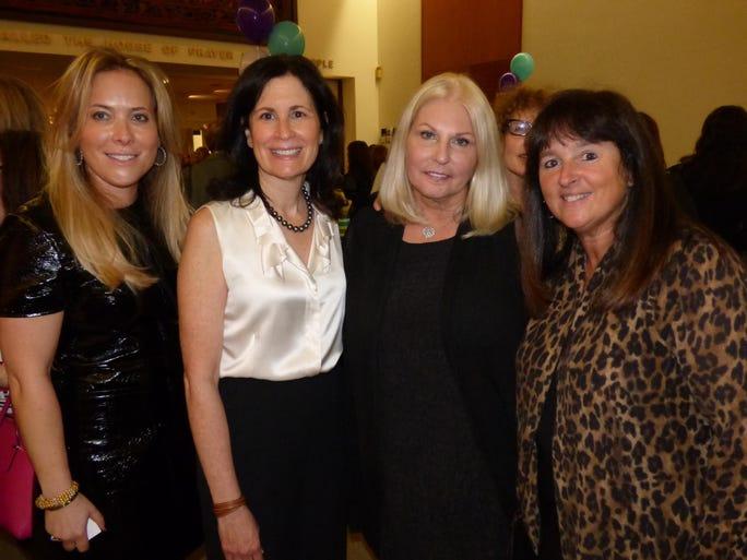 JVS Trade Secrets Event Co-Chairs Kristen Gross, who