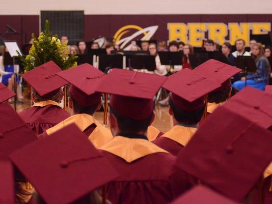 Berne Union Graduation 2016