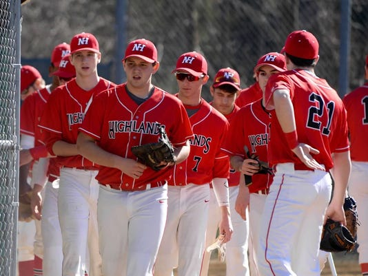 Northern Highlands baseball