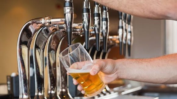 A bill proposed by Maryland Sen. Ron Young, D-Frederick, would allow active duty service members who are at least 18 years old to be served beer and wine.