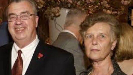 File: John and Joyce Sheridan
