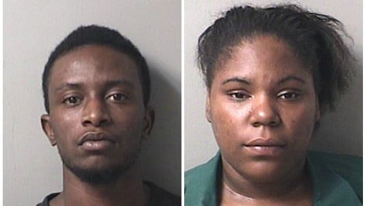 Jeremiah Isiah Farris and Iesha Santorialashay Robinson have been arrested in connection with the murder of Eugenio Acosta.