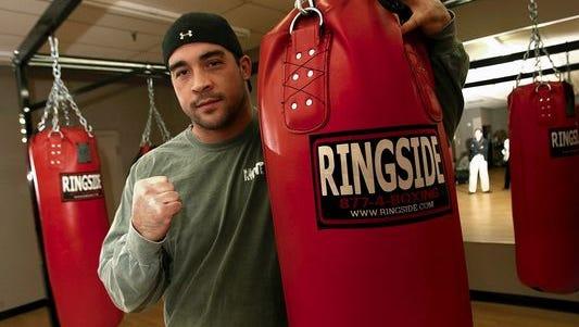 El Paso boxer David Rodriguez