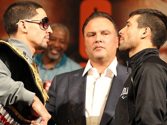 Garcia vs. Matthysse