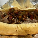 Novi's Beef in Berwyn was voted the best Italian beef in the state of Illinois.