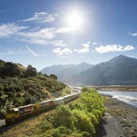 10 beautiful views from a New Zealand train