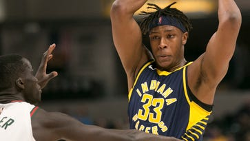 Myles Turner loves Star Wars and Lego sets so much, one mistake can throw him into a rage