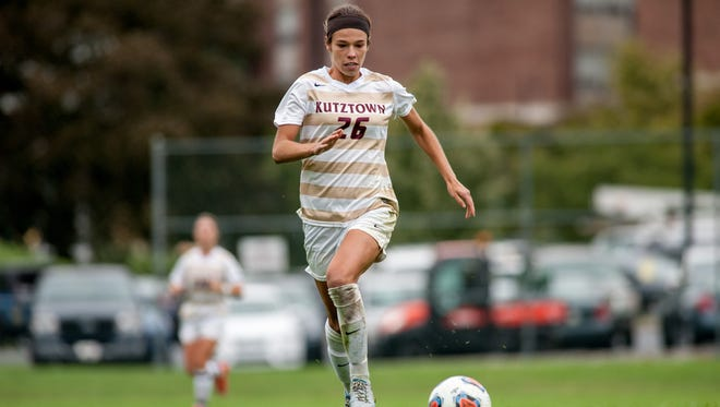 Dallastown graduate Alaina Curry has helped the Kutztown women's soccer team earn a berth in the NCAA Division II tournament that begins this weekend.