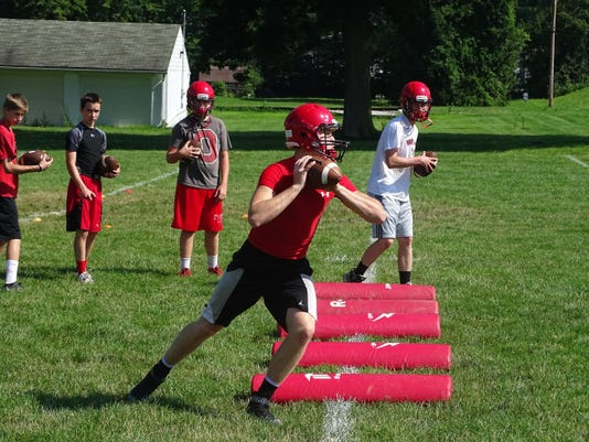 01 COS Coshocton Football0728