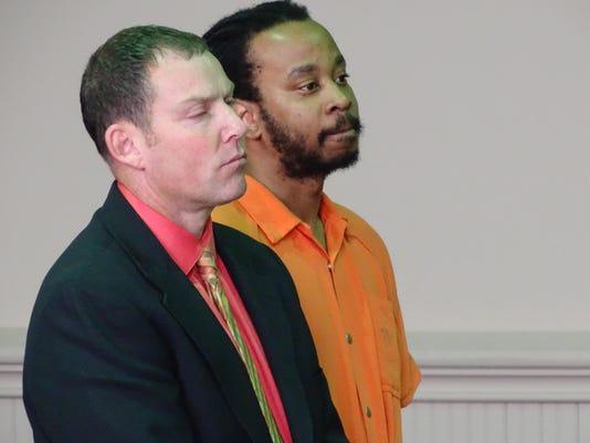 ZAN 1 Darren Reese sentencing