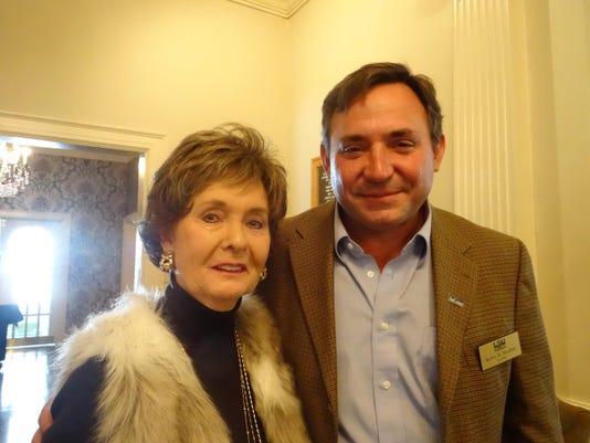 Rosemary Harrison, Kerry Heafner 2