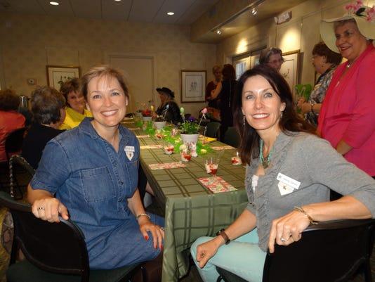 Cindy Shaw, Wendy Gentry