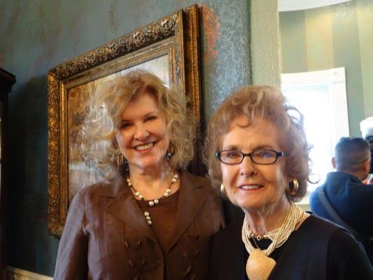Jane Conrad, Rosemary Harrison