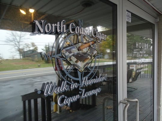 North Coast Cigar officially opened Oct. 31.