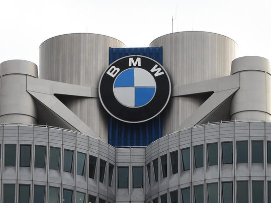 GERMANY-COMPANY-EARNINGS-BMW