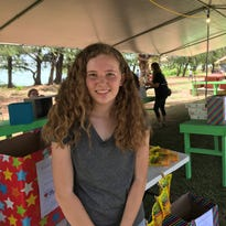 Faith Camper creates high school pantries to feed hungry
