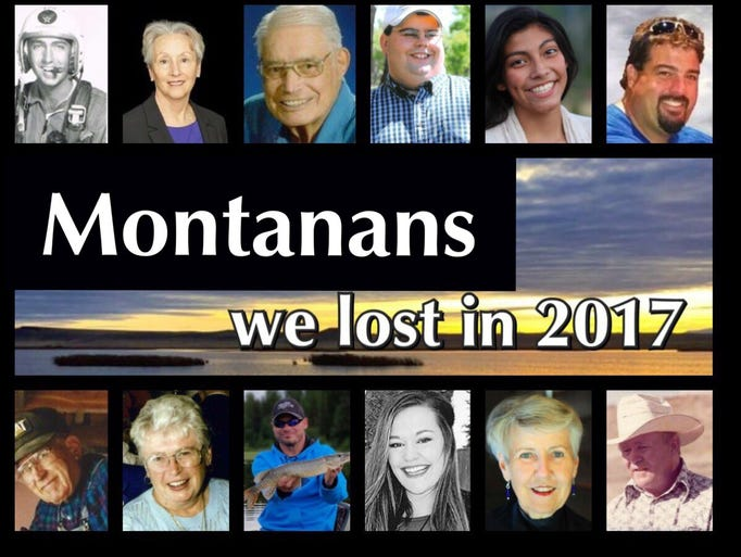 Montanans we lost in 2017