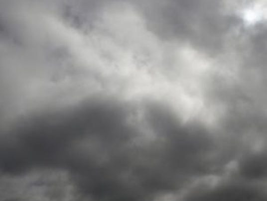 Mostly Cloudy Sky